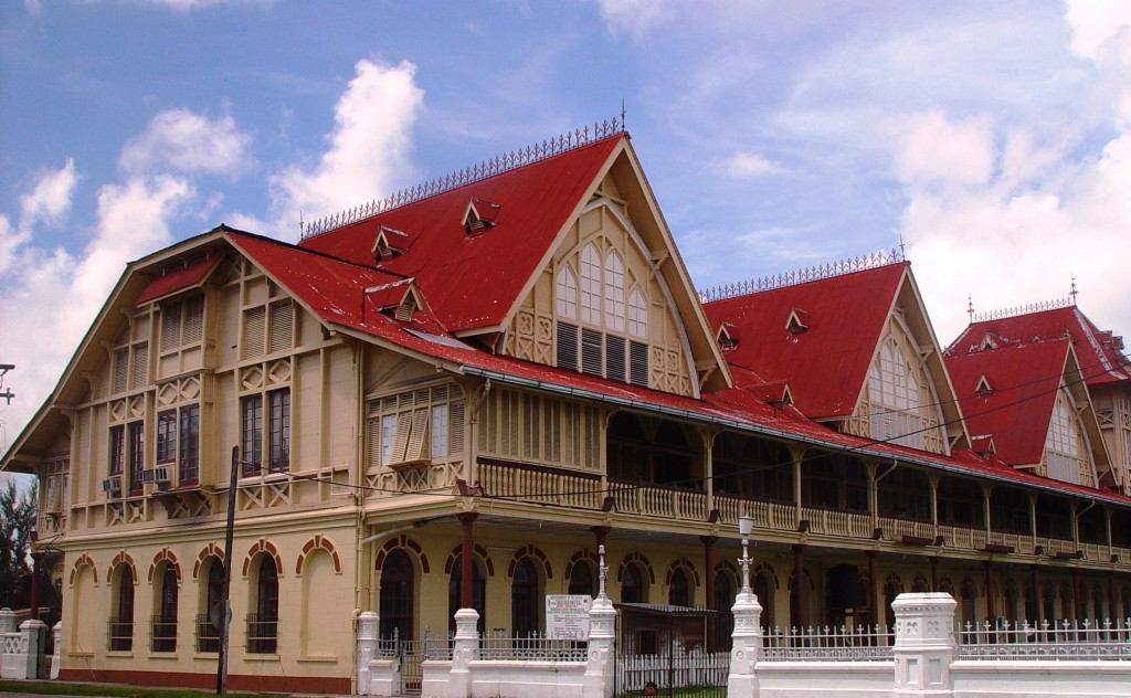 Guyana  High Court