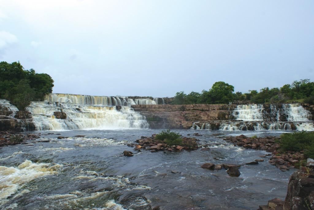 Orinduik-Falls