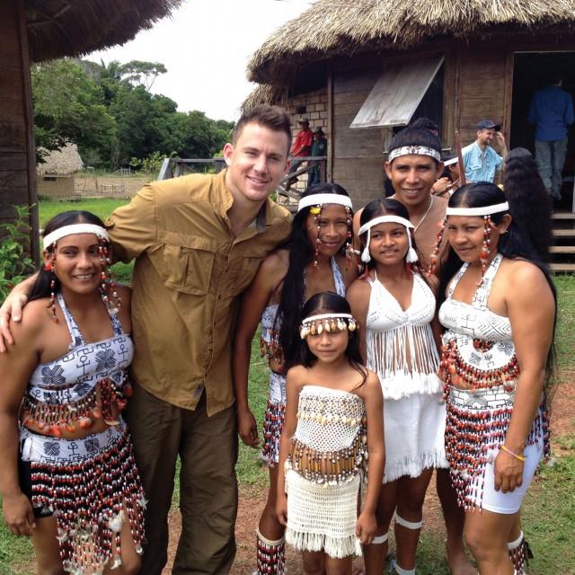An Adventure to Remember: Channing Tatum & Friends Explore Guyana