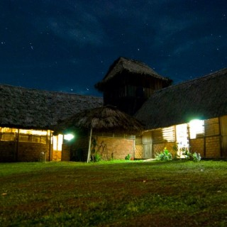 Caiman House Field Station and Guest House