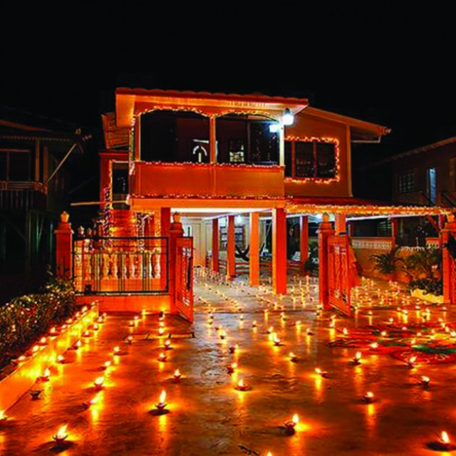 Diwali (Festival of Lights)