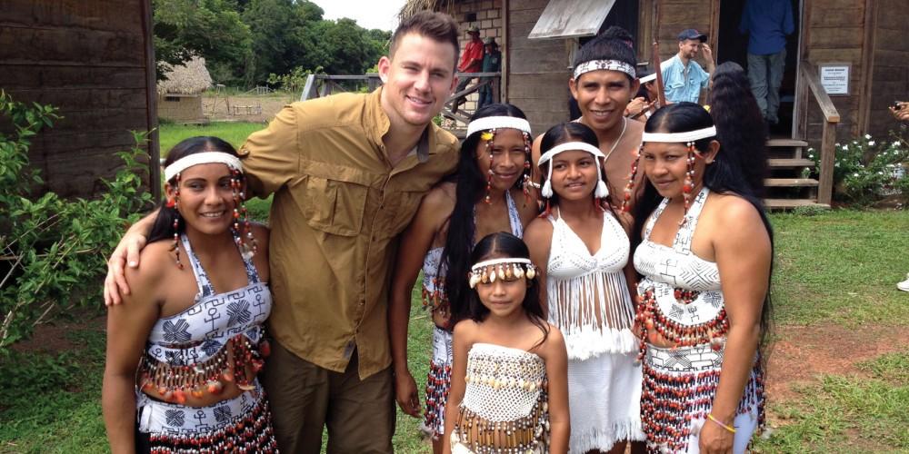 http://exploreguyana.org/wp-content/uploads/2015/06/Channing-Tatum-with-Amerindian-Group-at-Surama-Village.jpg