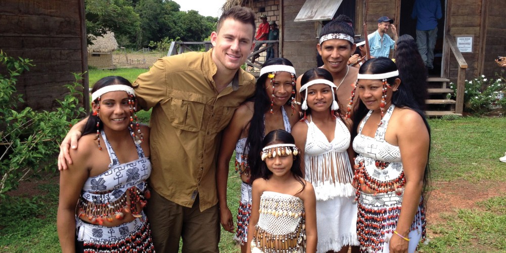 http://exploreguyana.org/wp-content/uploads/2015/06/Channing-Tatum-with-Amerindian-Group-at-Surama-Village.jpg