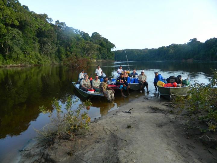 Adventure Guianas