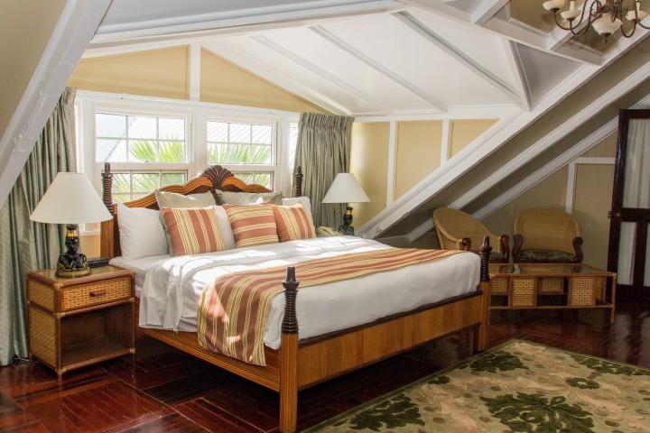Quamina Suite Bedroom