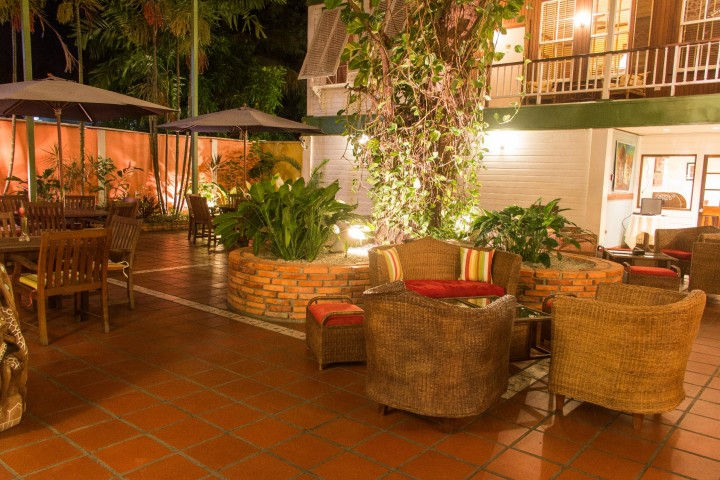 The Mango Tree Patio
